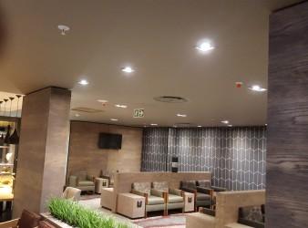 Bidvest Lounge – OR Tambo
